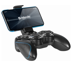 Slika proizvoda: Defender Technology GAMEPAD Blast, Wireless gamepad, USB, Bluetooth, Android, Li-Ion