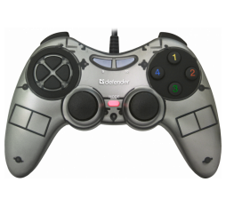 Slika proizvoda: Defender Technology GAMEPAD Zoom Wired gamepad, USB Xinput, 10 buttos,2 sticks