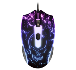 Slika proizvoda: Defender Technology Miš Overmatch GM-069,  Wired gaming mouse, optical, 4 buttons, 2400dpi