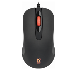 Slika proizvoda: Defender Technology Miš Ultra Classic MB-280, Wired optical mouse, 7colours,3d,1000dpi,black
