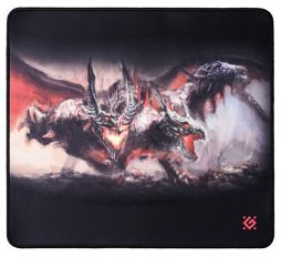 Slika proizvoda: Defender Technology Podloga Cerberus XXL, Gaming mouse pad, 400x355x3 mm, cloth+rubber
