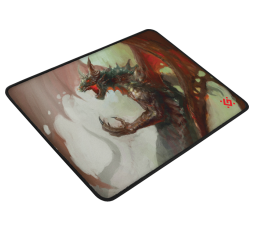 Slika proizvoda: Defender Technology Podloga, Dragon Rage M, Gaming mouse pad, 360x270x3 mm, cloth+rubber