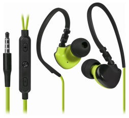 Slika proizvoda: Defender Technology Slušalice OutFit W770, Headset for mobile devices, Black+Yellow, in-ear
