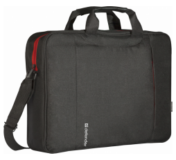 "Slika proizvoda: Defender Technology TORBA Geek 15.6"" Laptop bag, black, pocket"