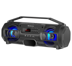 Slika proizvoda: Defender Technology Zvučnici G104 Portable speaker, 12W, Light/BT/FM/TF/USB/TWS