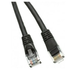 Slika proizvoda: E-GREEN Kabl UTP Patch Cat5e 0.5m black