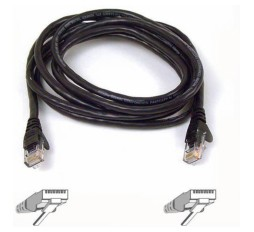 Slika proizvoda: E-GREEN Kabl UTP patch Cat6e 5m black