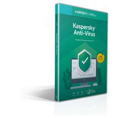 Slika proizvoda: Kaspersky Anti-virus 2020 3 device 1 year Base Box