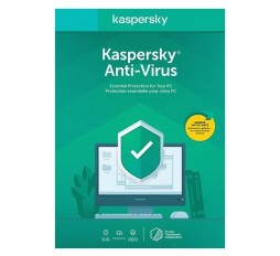 Slika proizvoda: Kaspersky Antivirus 2021-3 devices 1Y-Base Box