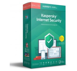 Slika proizvoda: Kaspersky Internet Security 2020 3 device 1 year Renewal Box