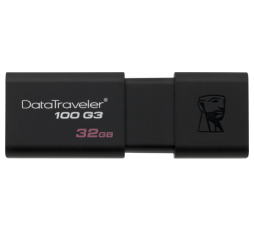 Slika proizvoda: Kingston Flash Drive 32GB DataTraveler 100 G3, USB 3.0
