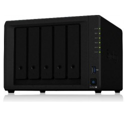 "Slika proizvoda: Synology NAS Disk Station DS1520+ Tower 5-Bay 3.5"" SATA HDD/SS"